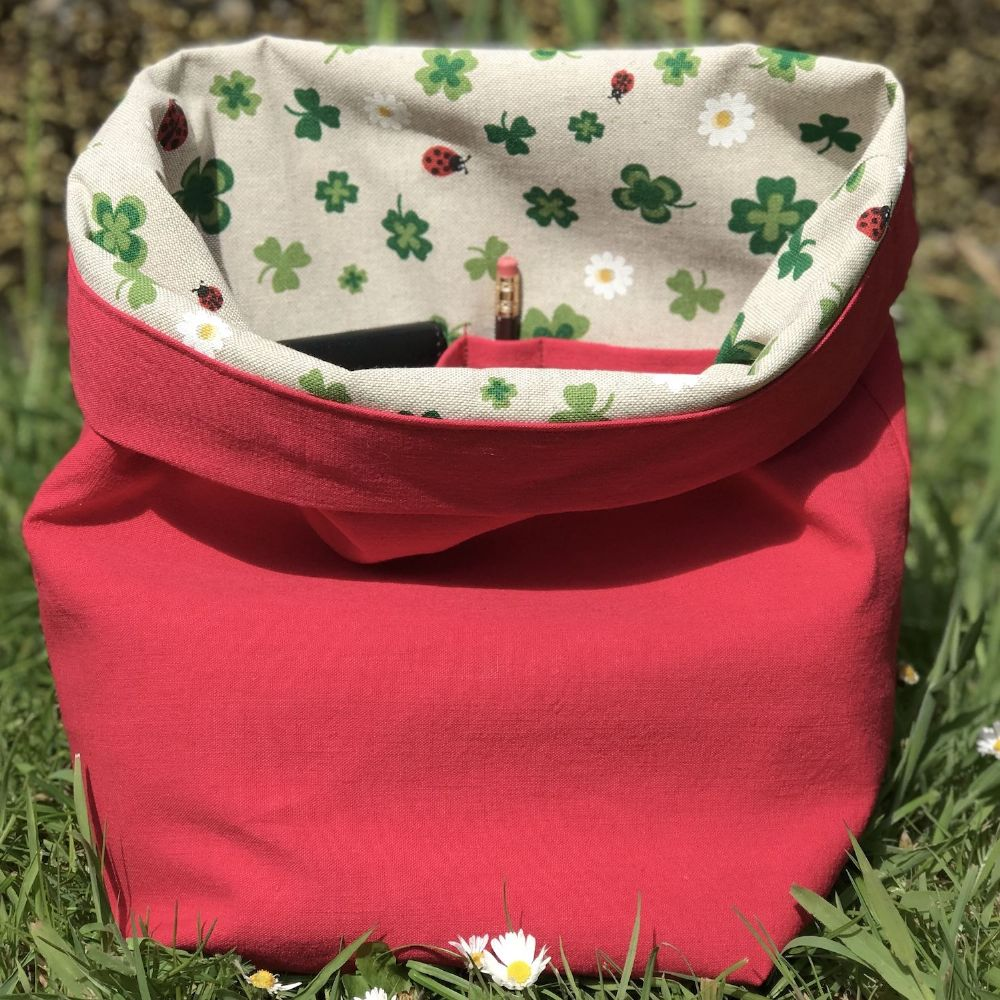 The Ochils Bag - Cherry/Summer